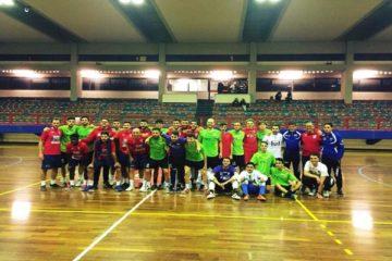 Virtus Fondi: bella serata di sport con il Latina C5