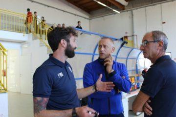 """Violato il fortino della Vigor Cisterna, Angeletti: """"Complimenti allo Juvenia"""""""