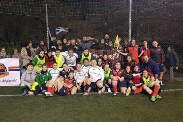 La Coccinella mantiene l'imbattibilità anche contro l'Atletico San Lorenzo