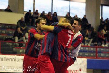 La Virtus Fondi vince il derby, e si proietta in zona Play-Off