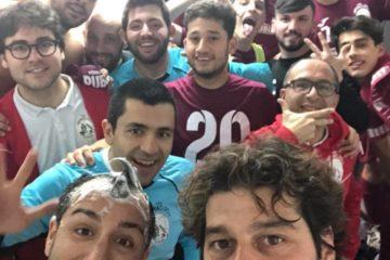 """Valanga Heracles sullo United Latina. Mella: """"Non potevamo fallire l'obiettivo vittoria"""""""