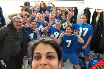 Lo Sporting Club Maranola passa a Fondi e dimostra di essere assoluta protagonista