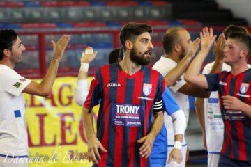 Ultima di campionato per la Virtus Fondi C5: rossoblu già certi dei Play-Off