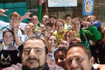 """La Coccinella: poker al Progetto Futsal. Le ragazze di Fontemaggi promosse in """"C"""""""