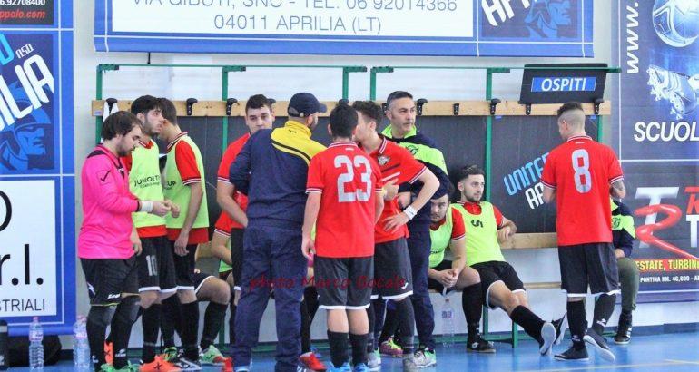 L'Eagles Aprilia sconfitta in casa da Il Ponte. Gli apriliani sono fuori dai play off