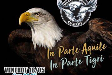 Sfida salvezza, l'Eagles Aprilia stasera si gioca la permanenza nel regionale