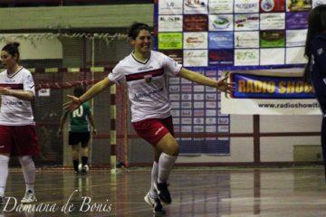 Play-Out Serie A2 Femminile: il primo round è della Vis Fondi, domenica la gara di ritorno a Roma