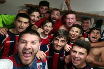 Play-Off Giovanissimi Regionali: Vis Fondi da capogiro, i giovani rossoblu vincono il mini-girone ed entrano nelle migliori 8 squadre della Regione