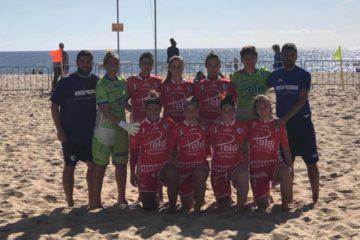 Euro Winners Cup: Sconfitta la Lady Terracina. Oggi sfida con Huelva CFF Madrid