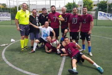 Lega Futsal Amatori Latina: Città di Anzio trionfa in Coppa di Lega