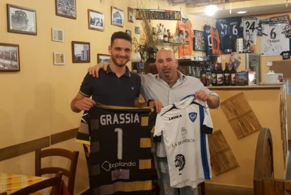 La Littoriana Futsal infoltisce la rosa. A titolo definitivo arriva Enrico Grassia