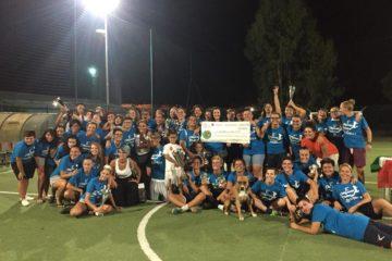 Emozione, successo e solidarietà per l'edizione 2018 del torneo La Coccinella