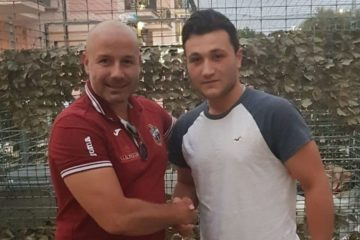Al Città di Anzio arriva Manuel Busti, un Campione d'Italia