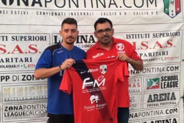 Un nome nuovo nel futsal: arriva Antonio Rashkov alla Zonapontina