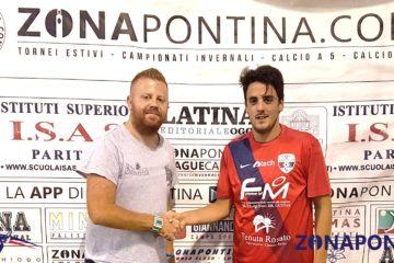 Zonapontina: Vernillo chiude il mercato. C'è anche un nuovo Team Manager