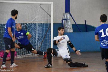 """La Littoriana Futsal si sblocca. Maurizio: """"Vittoria meritata con una prova maiuscola"""""""