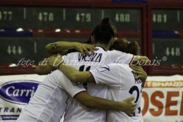 Serie A Femminile: prima vittoria in campionato per la Vis Fondi