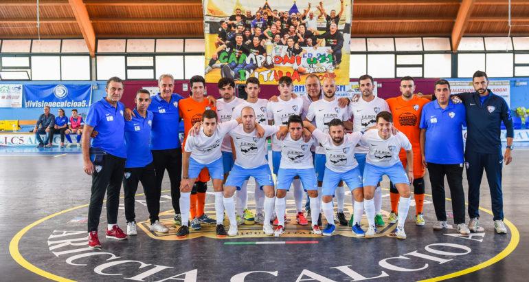 Cioli avanti in Coppa di Divisione. 6-2 al Ciampino, doppietta per Velazquez