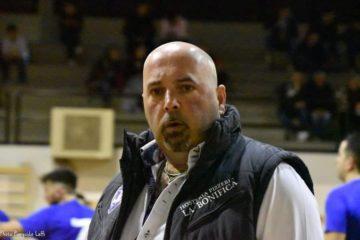 La Littoriana Futsal esonera Salvatore Maurizio. Squadra affidata a Enrico Grassia