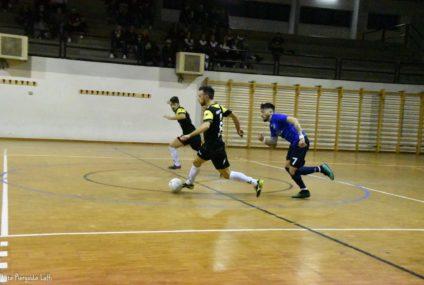 Torna al successo il Real Nascosa batte in casa la Littoriana Futsal e l'aggancia
