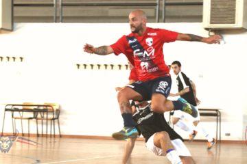 La Zonapontina vince sul difficile campo della Futsal Pontinia