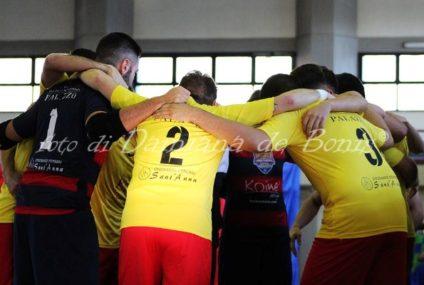 Fidaleo Fondi C5: bene le giovanili, ancora un pari per la prima squadra