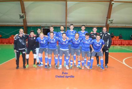 United Aprilia eliminato dalla Coppa Italia. Gli apriliani ora pensano al campionato