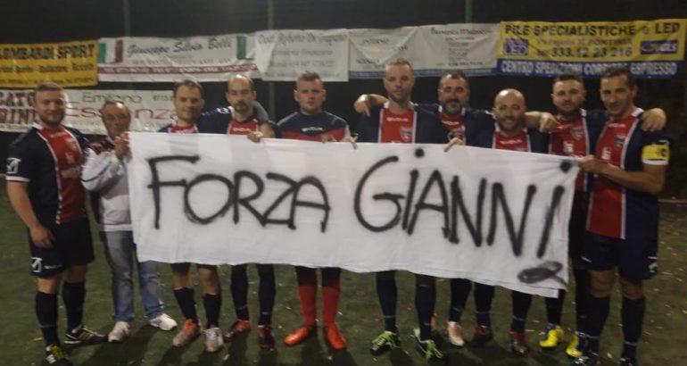 Prima vittoria esterna dello Sporting Vodice vicino all'infortunato Gianni Catania