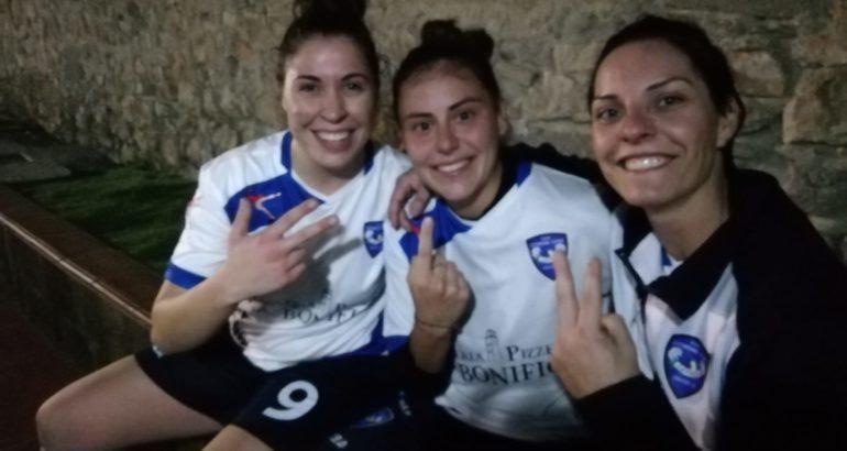 Littoriana Futsal corsara a Gaeta. Le nerazzurre consolidano il secondo posto