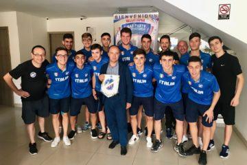 Storico risultato della Nazionale Italiana AMF Under 20 alla Coppa del Mondo