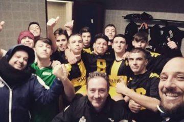 Under 17: i ragazzi di Tappatà sono l'orgoglio del Città di Anzio