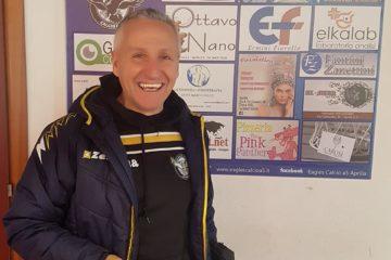 """Gerardo Iannaccone lascia l'Eagles Aprilia: """"Porto nel cuore questa esperienza ricca di soddisfazioni"""""""