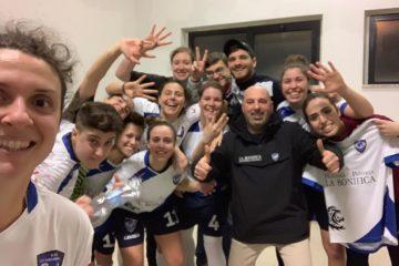 Appalusi alla Littoriana Futsal. Le nerazzurre vincono e convincono contro il Real Nascosa