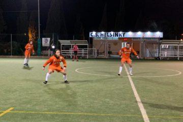 Vince ancora la Futsal Lazio Academy. Alle spalle della capolista c'è gran bagarre