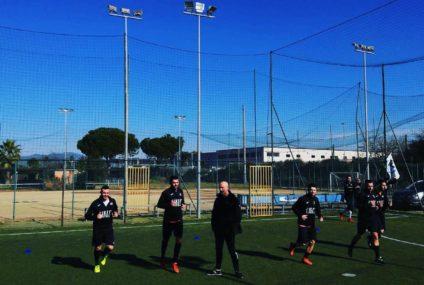 Basta un gol di Stirpe al Ciklè. Il team di Vernacchio espugna il Vallelata di Aprilia