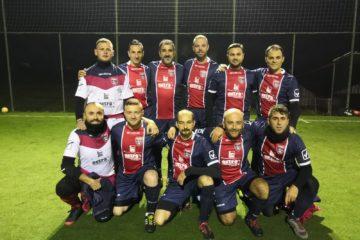 Terza vittoria di fila dello Sporting Calcio Vodice: fermata il Città di Sora