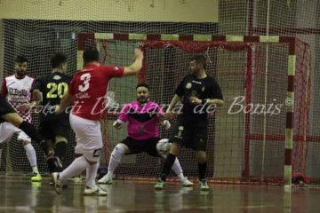 Lido il Pirata: trasferta insidiosa nella tana del Latina MMXVII Futsal