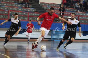 Fidaleo Fondi C5: ultima giornata per la prima squadra, in campo anche le compagini giovanili