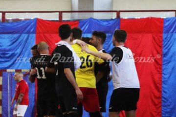 Fidaleo Fondi C5: vittoria per la prima squadra, pareggi importanti nelle categorie giovanili