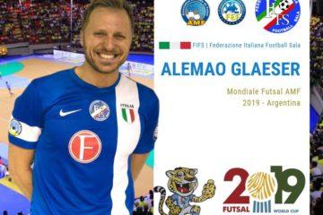 La Nazionale Italiana Maschile è pronta per la Coppa del Mondo AMF in Argentina
