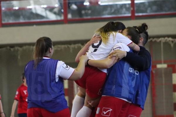 Serie A2 Femminile: infinita Vis Fondi, le fondane si impongono in rimonta sulla BRC Balduina e chiudono la Regular Season al secondo posto