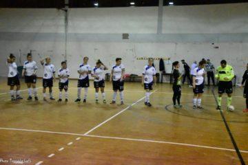 Al Real Terracina il match di andata della semifinale. Stesa la Littoriana Futsal