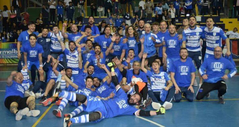 Scattano i play off nazionali: Real Terracina ospita al Pala Carucci la Chignolese