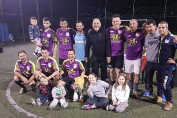 Trionfo ASD Valgis alla Christmas Futsal Cup