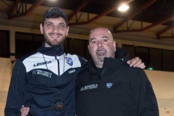Enrico Grassia ancora con la Littoriana Futsal. Sarà anche il Direttore Sportivo