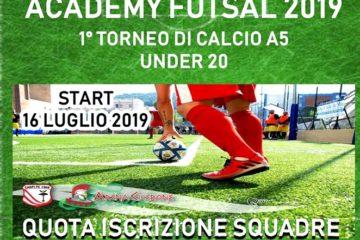 L'Arena Cicerone lavora per il futuro. Aperte le iscrizioni al 1° Accademy Futsal