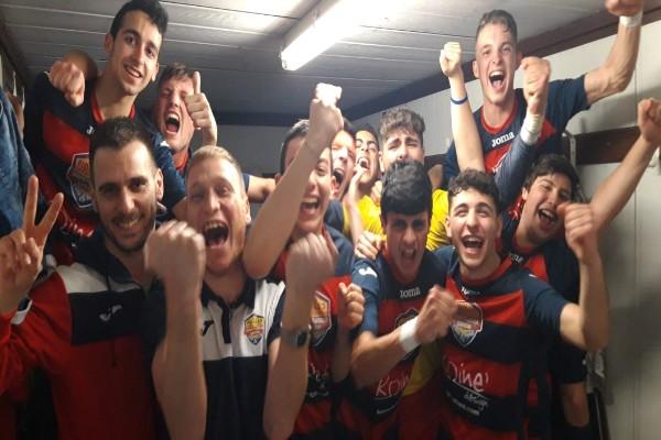 """Fidaleo Fondi: l'Under 19 riscrive la storia del futsal giovanile fondano, Grande Impero piegato e qualificazione alle """"Final Three"""" Play-Off"""