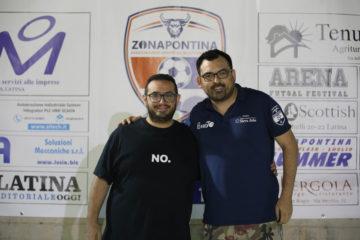 Zonapontina presenta lo staff tecnico. Per la panchina confermato Catanzariti