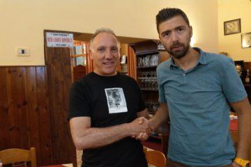 Lo Sporting Terracina sceglie Antonio Cristofaro come mister per ripartire