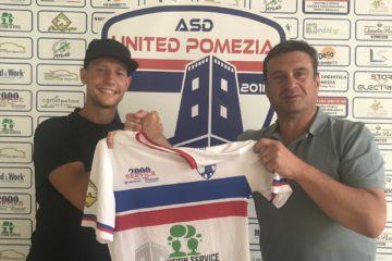 United Pomezia, il secondo acquisto è di valore: preso Alessandro Armenia